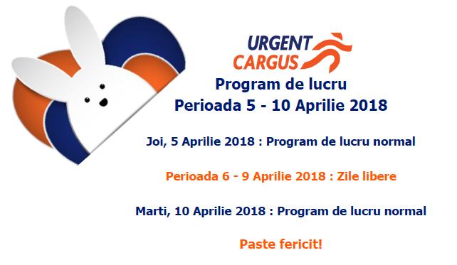 Urgent Cargus Timisoara Contact